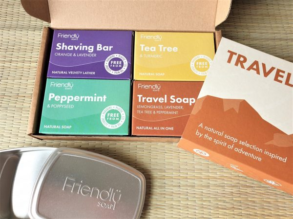 friendly soap - are soap bars the vintage way forward